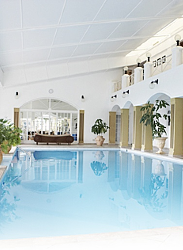 Bazény, wellness a Spa